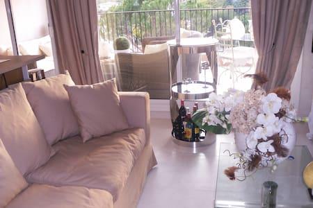 LOUE CHAMBRE DANS APPARTEMENT - Mandelieu-la-Napoule - Apartment