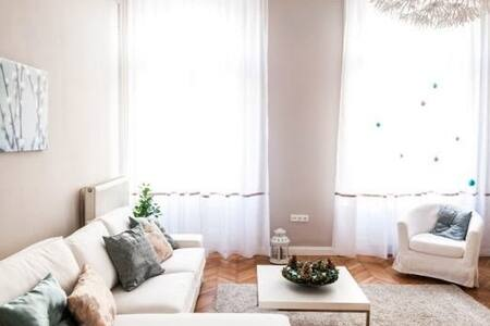 Stylish apartment in Budapest downtown - Appartement
