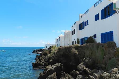 Apartment BI at the edge of the sea - Lejlighed