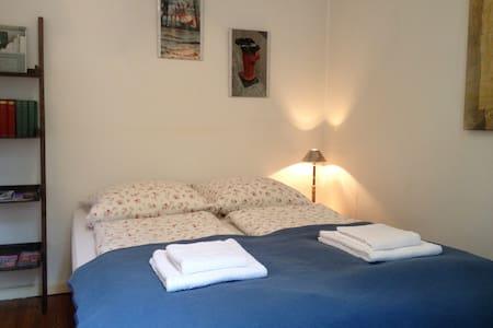 Übernachten im Herzen von Hamburg - Appartement