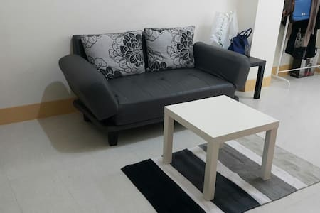 A lovely sofa bed in sheungwan