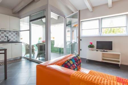 Apartment in Arco - Lake of Garda - Lejlighed