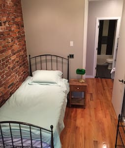 Zen, room, twin bd,in Crown Heights