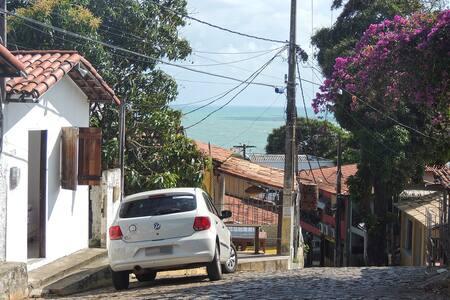 Gameleira Suíte - 100m da Praia - House