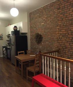 Cute room - The best of Brooklyn!