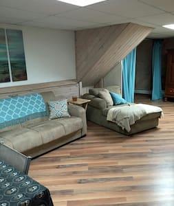 Studio great for fall or xc skiing! - Cabin