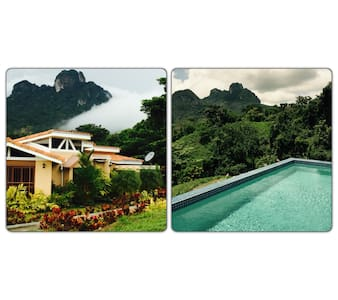 Beautiful mountain home in Panama - Lidice - House