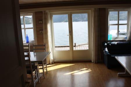 Boathouse apartment  ground floor - Apartment