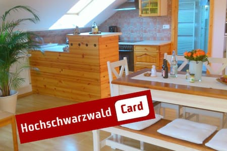 Holiday home HAUS MARIA  70m²   - Sankt Blasien