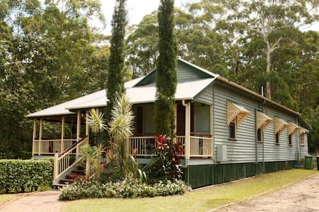 Beautiful Queenslander house! - House