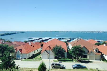 Medditeranean Home with Lake Views