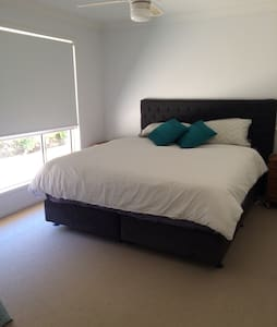 Burleigh duplex- ideal location!