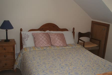 Central double room with breakfast