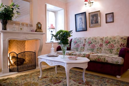 a guest house with french taste