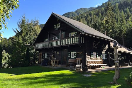 Alpine Chalet XXL in the woods - Chalet