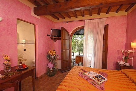La bella campagna di S. Gimignano Bed & Breakfast - Bed & Breakfast