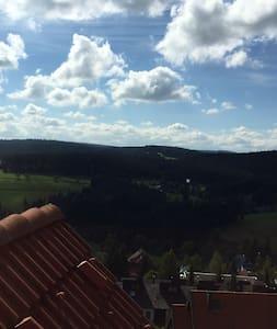 Kleine Ferienwohnung - Schonach im Schwarzwald - Apartment