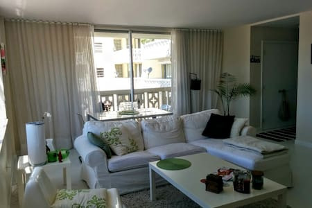 Beautiful room+parking South Beach