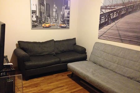 Huge Furnished Bedroom in 2BD APT - New York - Apartment