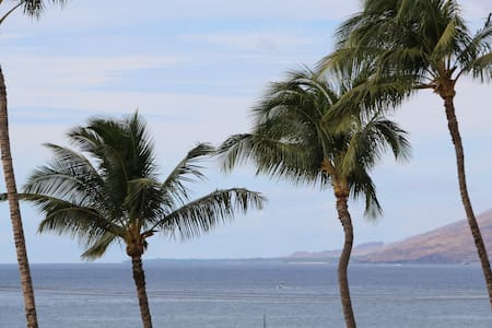 Ocean View Condo in Kihei