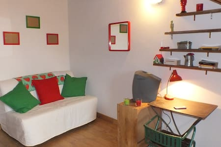 Cute studio at Borgo Dora