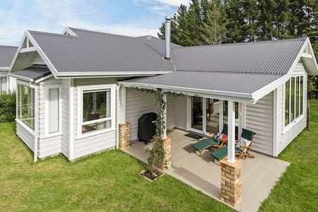 Traditional twist in the country - Auckland - Hus