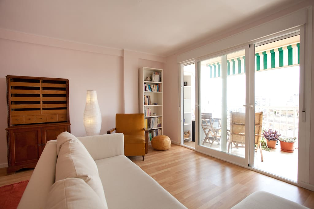 Appartment with views in Palma de M