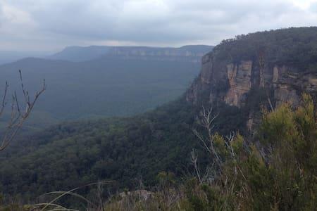 Amazing views across Narrowneck - Katoomba - Hus