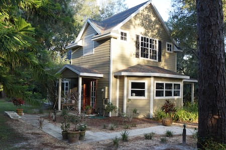 Custom country home Keystone(Tampa) - Casa