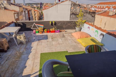 Your Home, Enjoy Terrace.. - İstanbul - Apartment