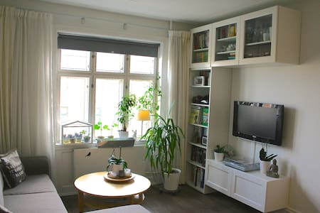 Green appartment in Frederiksberg