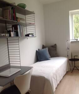 Lovely bright 1-2 bedroom apart.