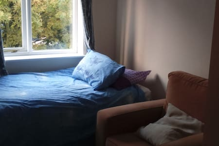 Single bedroom in lovely apartment