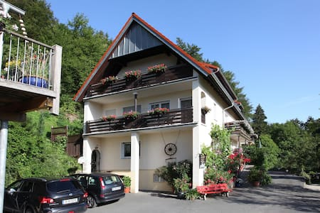 """Ferienwohnung """"Kirschgarten"""" - Lejlighed"""