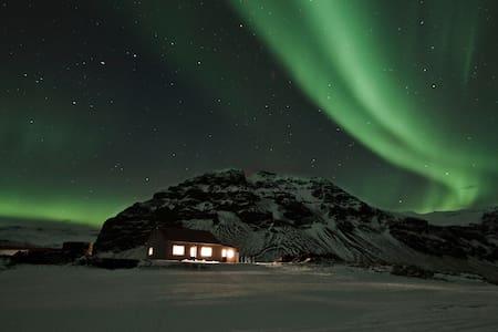 Old farmhouse by Eyjafjallajökull - Hvolsvollur