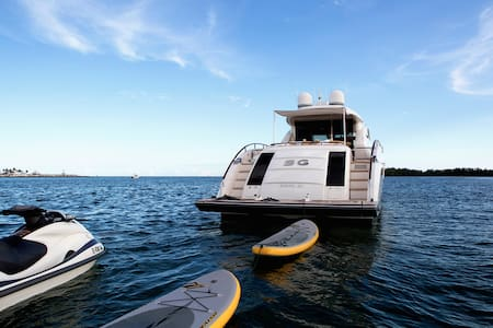 Sport Yacht - See Miami in Style!