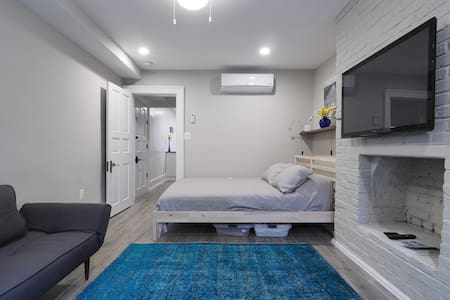 Charming Flat Right by the Capitol - Washington - Apartment