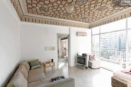 Rooftop terrace, central, charming - Apartment