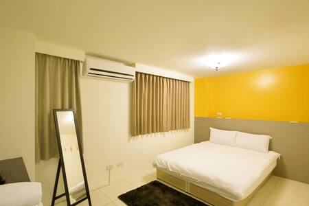 三義憩心星Sanyi B&B-Double room - Complexo de Casas