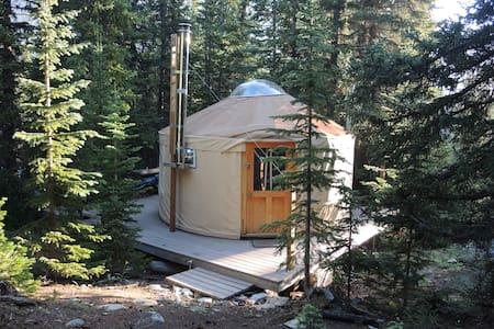 Kurt's Yurt - Jurte