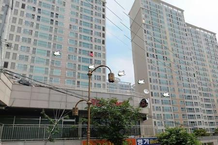 geumjeong mountain apartment