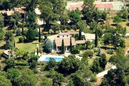 """Domaine Les Agaves """"Le Lodge"""" - Entrecasteaux - Condominium"""