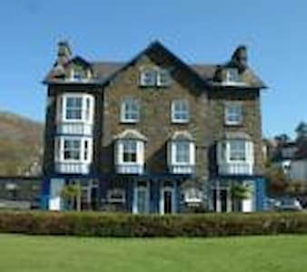 Brathay Lodge Superior Double - Ambleside - Bed & Breakfast