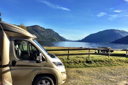 Freecamping Luxury Style - RV - Karavan
