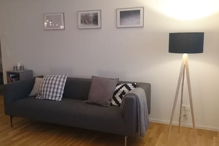 Modern, bright, next to Baselworld - Apartment