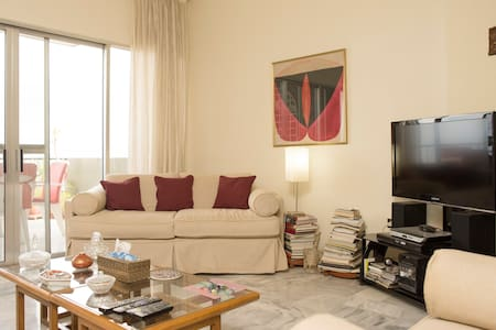 Charming flat with a great view/residential area! - Apartment