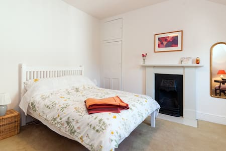 Period double room, Central London.