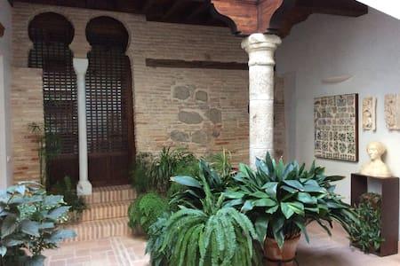 Casa patio s XIII: habitación+baño - Hus