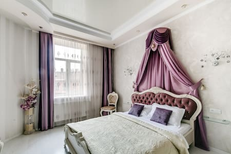 2 bedrooms flat(550 m to old town)