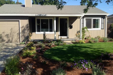 Beautiful, stylish garden home